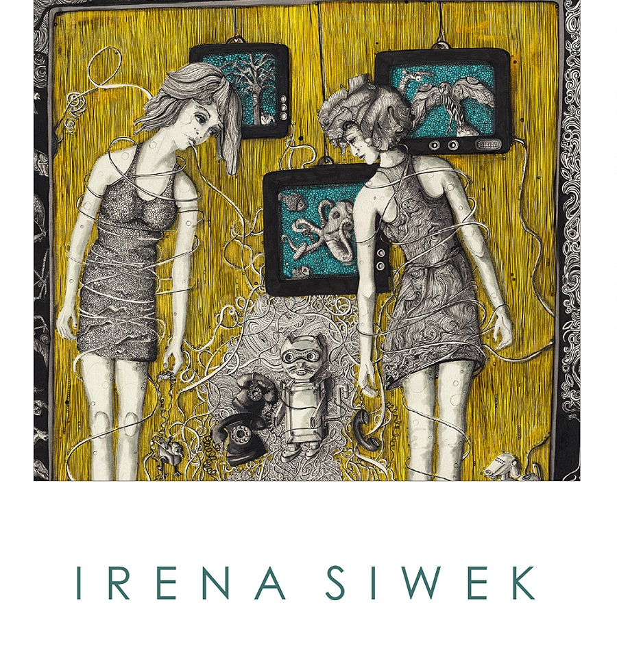 Irena Siwek: Point of View – Works on Paper